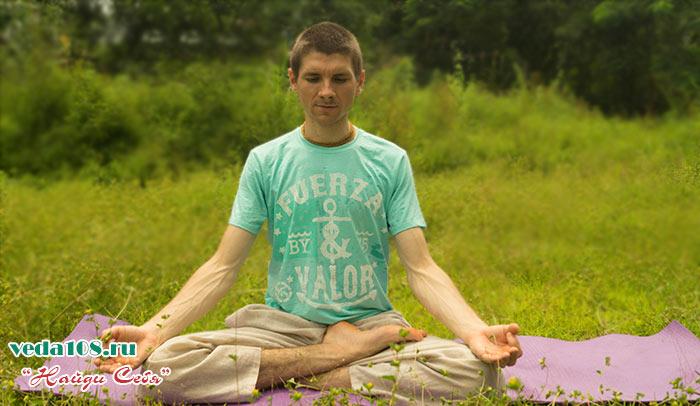 Позы для начинающих для медитации