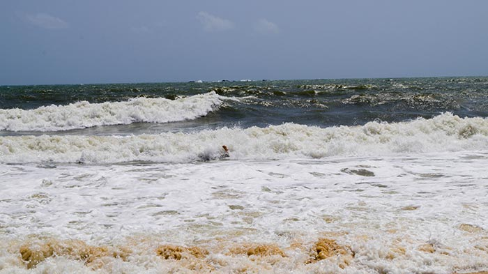 Океан в Удупи