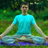 Лучшая поза для медитации Сиддхасана