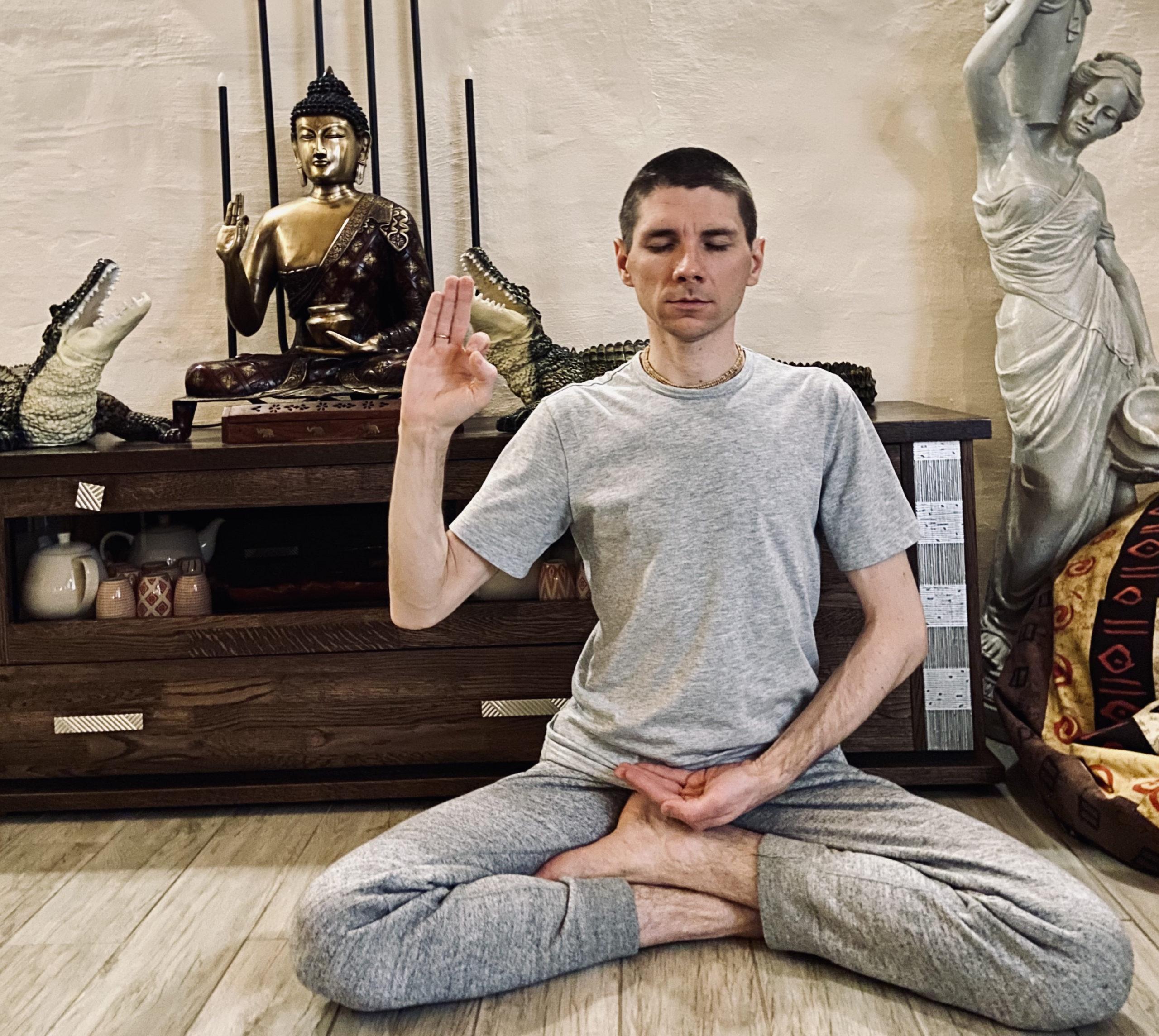 Полезные свойства медитации Фото