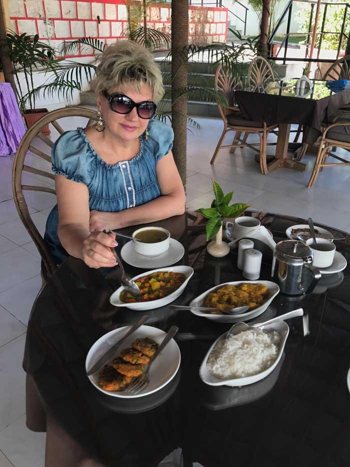 Ресторан в Аюшакти