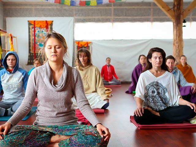Практика медитации ВипассанЫ Фото