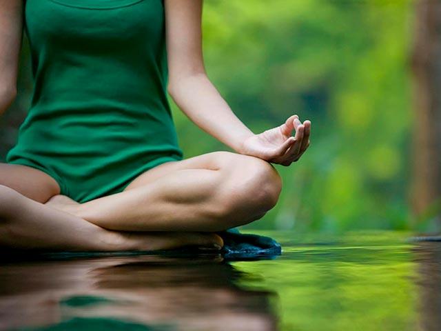 Медитация для успокоения нервной системы и психики Фото