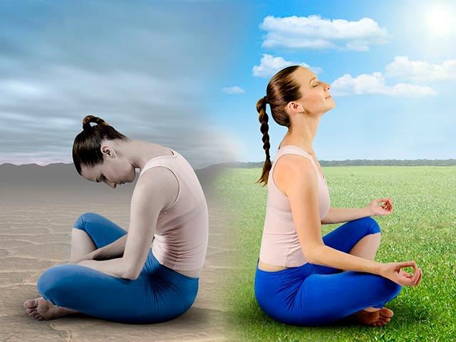 Медитация осознанности Фото