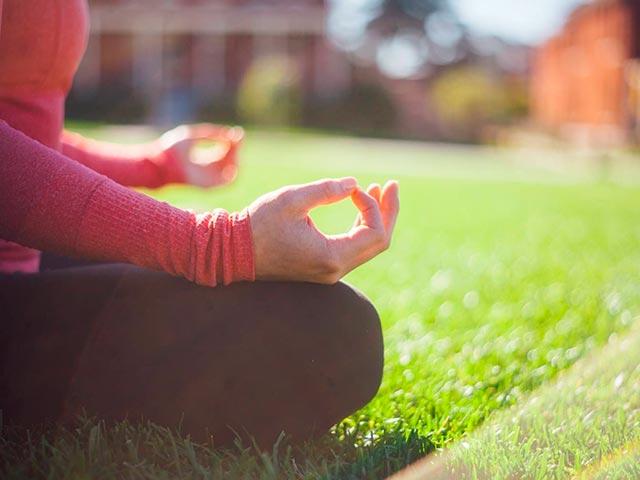 Практика метта медитации любящей доброты Фото