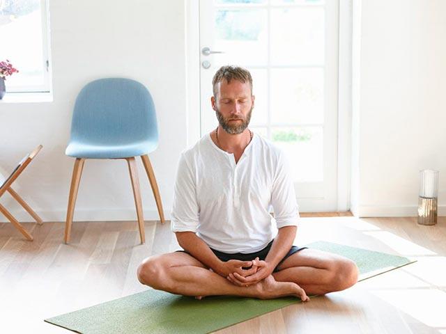 Медитация для пробуждение осознанности Фото