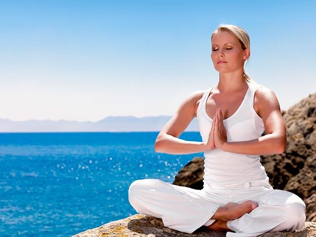 Практика медитации осознанности Фото