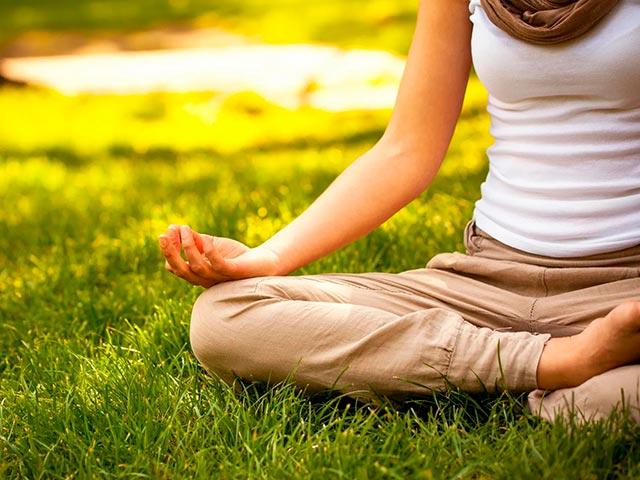 Медитация для успокоения нервов Фото