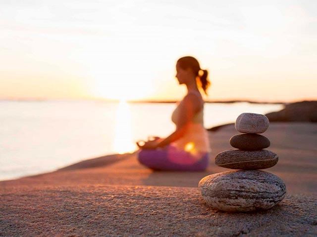 Медитация осознания себя Фото