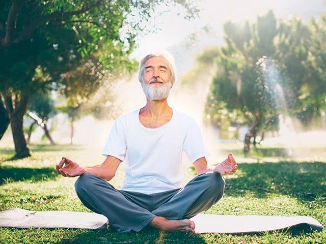 Медитация для исцеления вегетативной нервной системы Фото