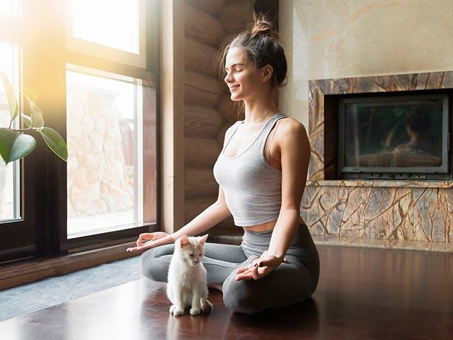 Медитация для исцеления и восстановления нервной системы Фото