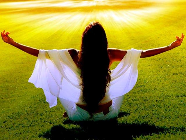 Медитация сострадания и любящей доброты Фото