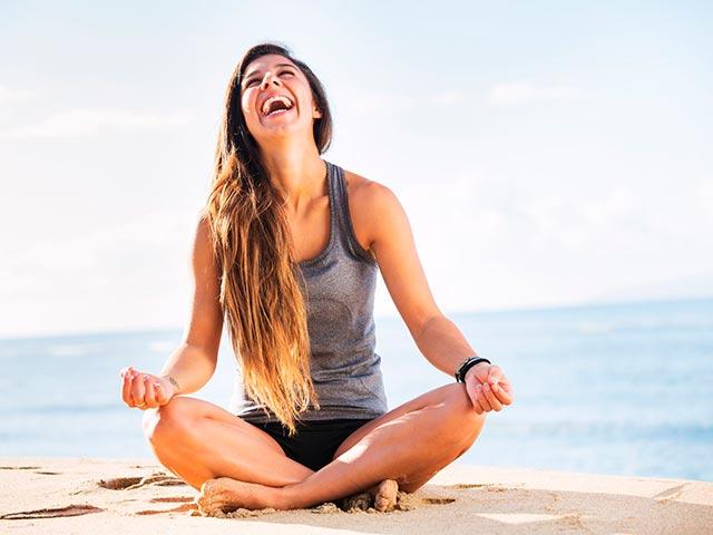 Медитация от стресса и депрессии Фото