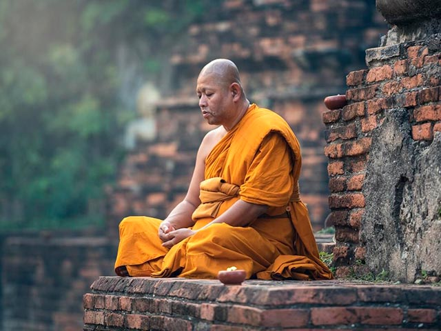 Буддийская медитация Саматха