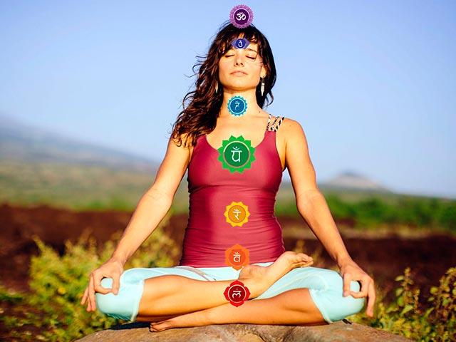 Медитация для развития 7 чакр Фото