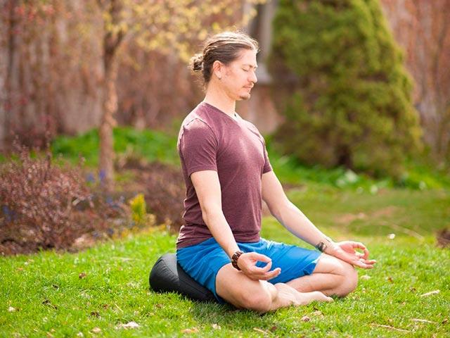 Медитация любящей доброты Фото