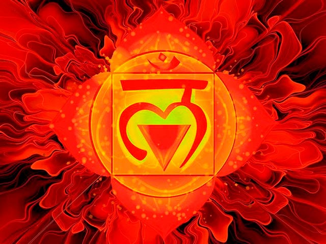 Медитация на раскрытие чакры Муладхара Фото