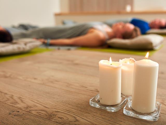 Йога нидра для глубокого расслабления и сна Фото