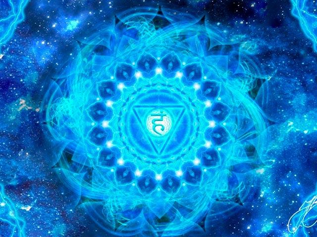 Мощная медитация на чакру Вишуддха Фото