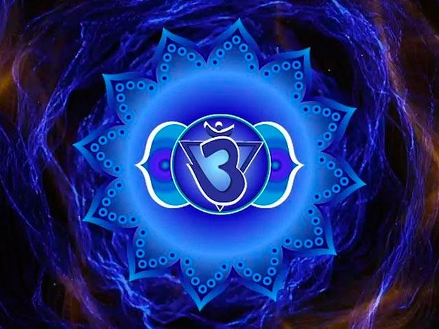 Медитация на восстановление чакры Аджна Фото