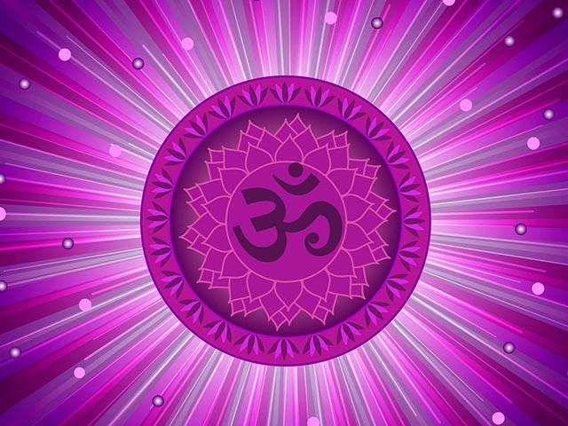 Медитация для балансировки чакры Сахасрара Фото
