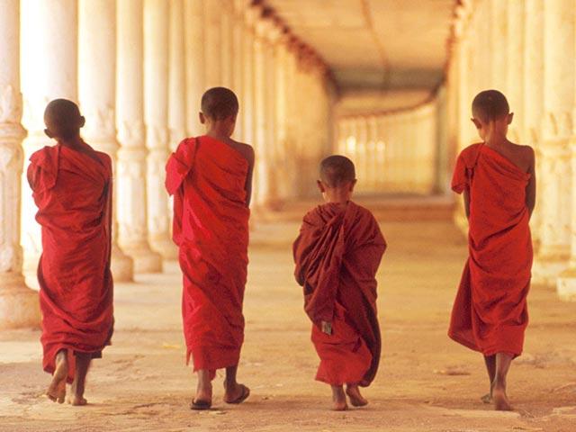 Медитация в движении Фото