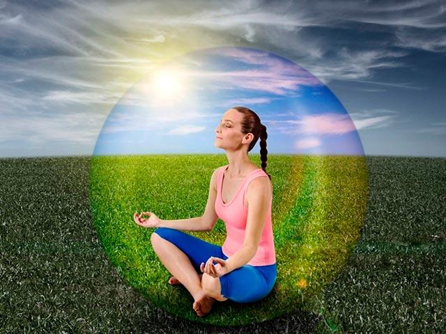 Медитация на очищение от негатива Фото