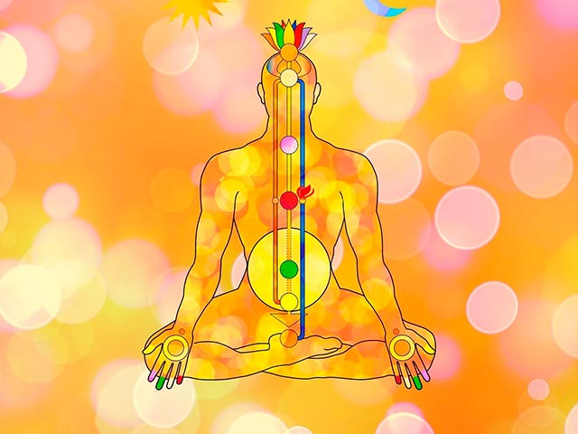 Медитация на раскрытие чакры Манипура Картинка