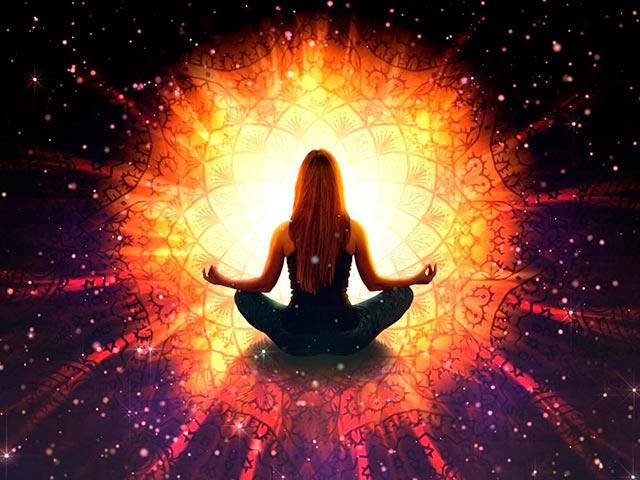 Медитация очистка от негативных программ Фото