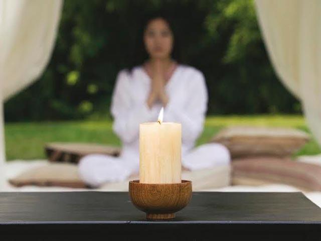 Медитация для снятия негатива Фото